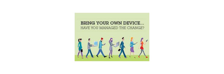 BYOD | Combineren werk en privé