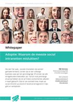 Een sociaal intranet: Standaard of maatwerk? - O&I Services