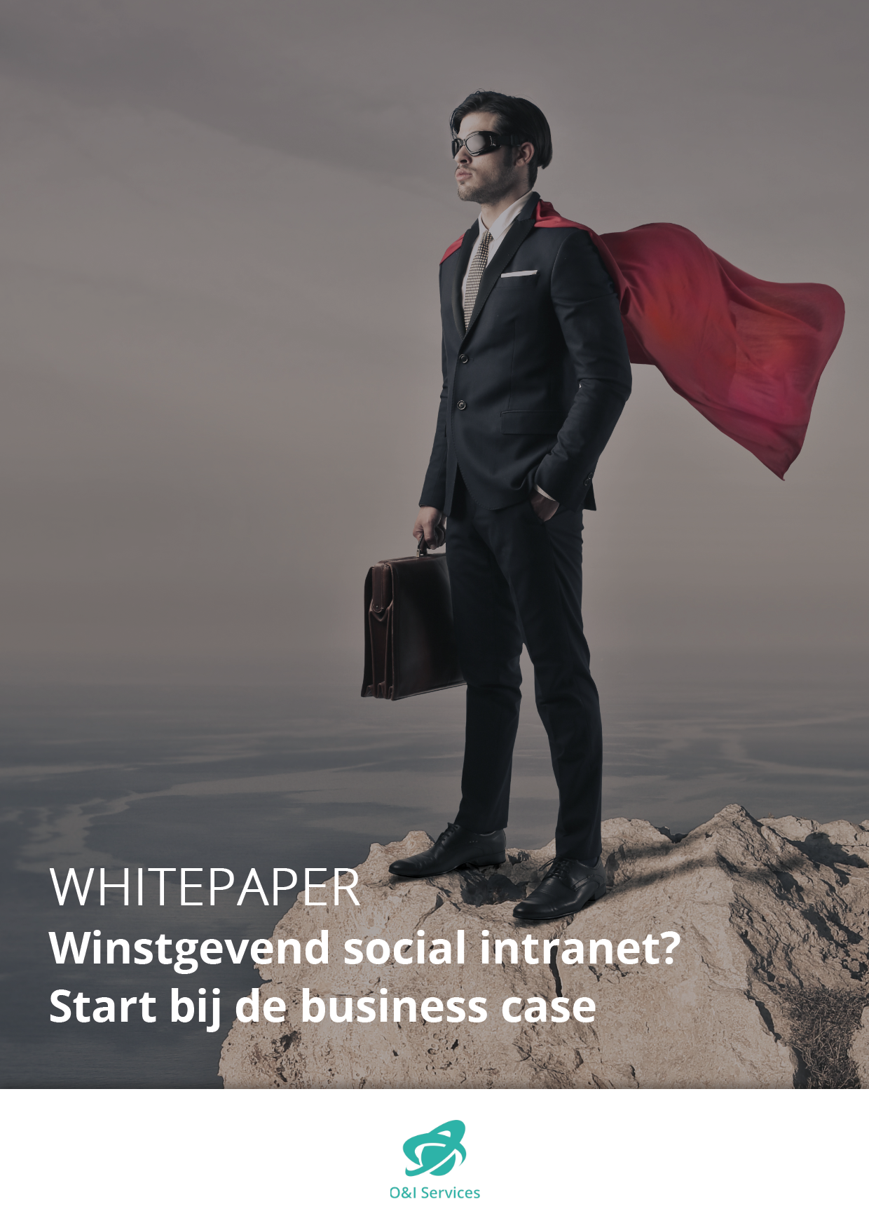 Winstgevend social intranet? Start bij de business case! - O&I Services