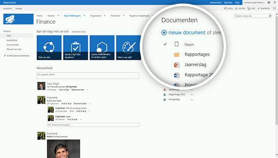 sociaal-intranet-documenten